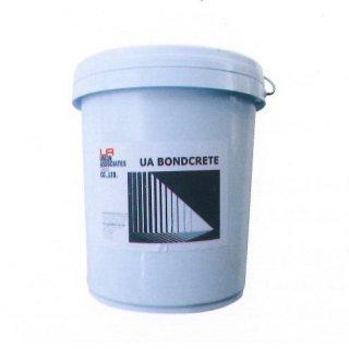 น้ำยาประสานคอนกรีต-ปูนทรายใหม่ กับผิวเก่าของคอนกรีต-ปูนทราย UA BONDCRETE