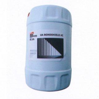 น้ำยาประสานชนิดอะครีลิคมีส่วนผสมของแข็ง 50% เพื่อซ่อมแซมคอนกรีต-ปูนทราย UA BONDSHIELD AC