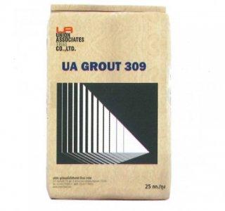 ซีเมนต์เกร้าท์ไม่หดตัว รับแรงอัดสูง และไหลตัวดี UA GROUT 309