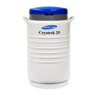 ถังเก็บน้ำเชื้อวัว รุ่น Cryotrek