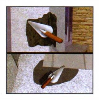 ซีเมนต์พิเศษสำหรับฉาบซ่อม (1 - 35 มม.) TUFF REPAIR MORTAR (1 - 35 mm.)
