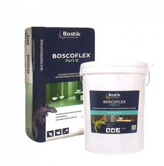 ซีเมนต์กันซึมแบบสองส่วนผสม รองรับการสั่งสะเทือน BOSTIK BOSCOFLEX