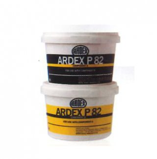 น้ำยารองพื้น และน้ำยาประสาน ชนิดเรซิ่นสังเคราะห์ สำหรับพื้นผิวเรียบ หรือมีความหนาแน่น ARDEX P 82
