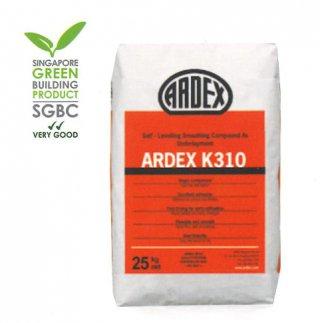 ปูนปรับระดับ Underlayment ARDEX K 310