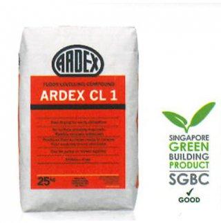 ปูนปรับพื้นเรียบและปรับระดับ Underlayment ARDEX CL 1