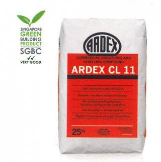 ปูนปรับระดับและปรับพื้นเรียบคุณภาพสูง Underlayment ARDEX CL 11
