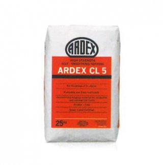 ท็อปปิ้งปรับระดับชนิดทนทานสูง Overlayment ARDEX CL 5