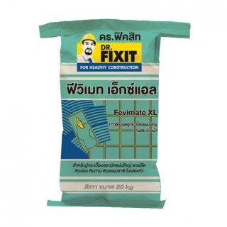 กาวซีเมนต์ดูดซึมน้ำต่ำ Dr.Fixit Fevimate XL