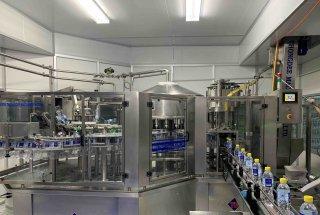โรงงานรับผลิตน้ำดื่ม ได้มาตราฐาน (ระบบปิด)