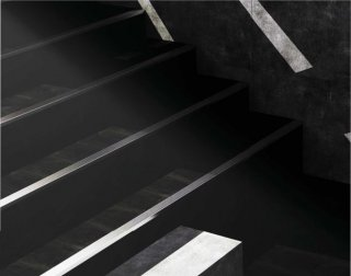 จมูกบันไดอลูมิเนียม เกเตอร์ GATOR ALUMINIUM STAIR NOSING