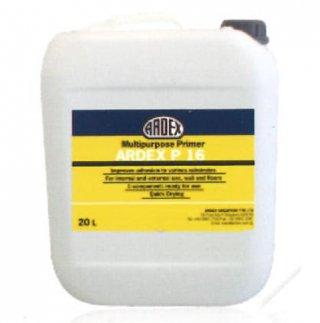 น้ำยารองพื้นอเนกประสงค์ สำหรับปูนปรับระดับ และงานพื้นคอนกรีต ARDEX P 16