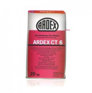 กาวซีเมนต์ปูกระเบื้องขนาดใหญ่และสระว่ายน้ำ ARDEX CT 6