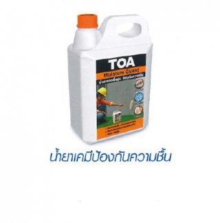 น้ำยาเคมีป้องกันความชื้น TOA MOISTURE GUARD