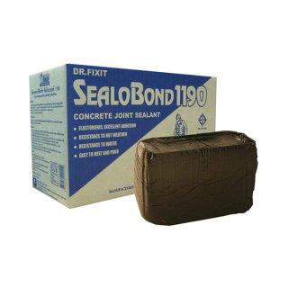 ยางหยอดร่องคอนกรีต ชนิดเทร้อน Dr.Fixit Sealobond 1190
