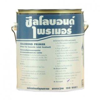 น้ำยารองพื้นร่องคอนกรีตชนิดเทร้อน Dr.Fixit Sealobond Primer