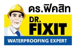 ปูนเทปรับระดับพื้นดาดฟ้า Dr.Fixit Unirepair LM
