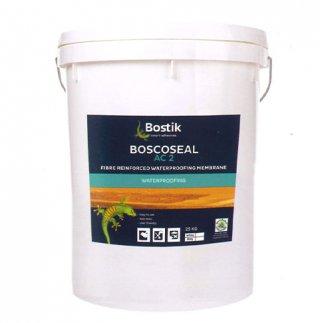 กันซึมสูตรอะคริลิก แบบมีเส้นใยไฟเบอร์สูตรพิเศษ BOSTIK BOSCOSEAL AC2