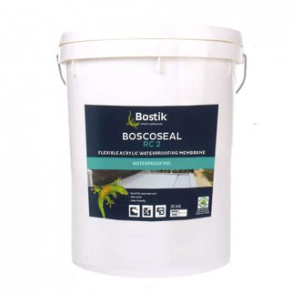 กันซึมภายนอก ที่มีผิวเรียบ BOSTIK BOSCOSEAL RC2