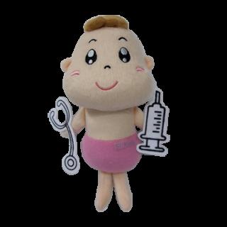 พวงกุญแจตุ๊กตา รหัส 009-A