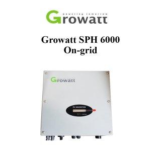 Growatt SPH 6000 for Thailand