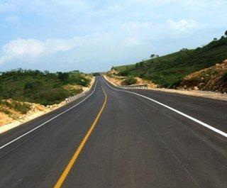 ทำถนนยางมะตอย