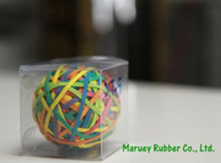 Rubber band balls