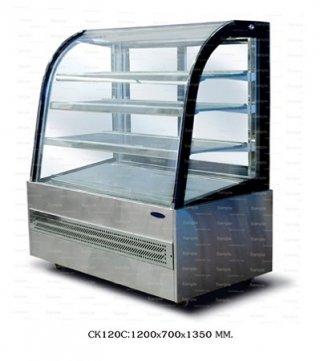 ตู้แช่เค้ก ขนาด 100 ซม.รุ่น CK100