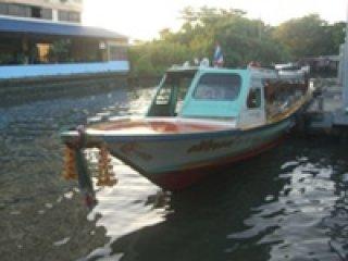 ล่องเรือชมกรุง