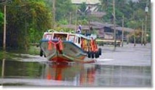 ล่องเรือทัวร์ตลาดน้ำ