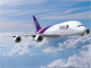 ขนส่งทางอากาศในไทย