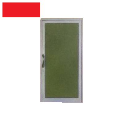 ประตูหน้าต่างอลูมิเนียม ประตูบานสวิงเดี่ยว