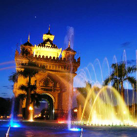 Vientiane Tour 3 days 2 nights