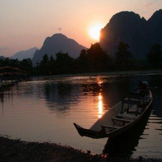 Van For Rent In Laos